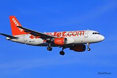 Airbus A319 ~ G-EZIV  Easy Jet (Aero.passion DBC-1) Tags: spotting cdg 2013 dbc1 david aeropassion biscove aviation airport roissy aircraft avion plane airlines airliner airbus a319 ~ geziv easy jet