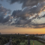 Berlin sunset from the Reichstag roof thumbnail