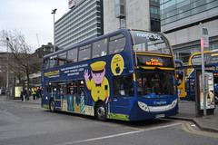 Stagecoach Manchester 19268 MX08GPE (Clifton009) Tags: stagecoach manchester 19268 mx08gpe adl trident enviro 400