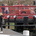 AS IT WAS A BEAUTIFUL DAY I WALKED ALONG THE GRAND CANAL [THE TRAM STOP AT CHARLEMONT TO THE ROBERT EMMET BRIDGE AT HAROLDS CROSS]-149415