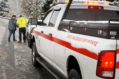 Incident response (OregonDOT) Tags: winter snow snowstorm oregondot i5 willamettevalley salem incidentresponse
