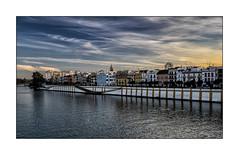Triana Sunset (Olivier Faugeras) Tags: andalousie triana andalousia andalucia spain séville sevilla sunset