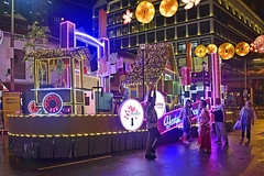 Chingay@ Chinatown (chooyutshing) Tags: decoratedfloat lightedup display merdekageneration toteboard peoplesassociation chingaychinatown chinesenewyear2019 festival newbridgeroad chinatown singapore