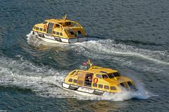 ... two boats ... (wolli s) Tags: bahiadesamana caribbean dominicanrepublic samana ships boat cruising samaná dominikanischerepublik do nikon d7100 sigma 150500
