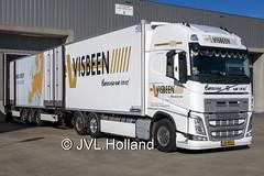 Volvo FH  NL  VISBEEN  190225-009-C5 ©JVL.Holland (JVL.Holland John & Vera) Tags: volvofh nl visbeen hoekvanholland westland transport truck lkw lorry vrachtwagen vervoer netherlands nederland holland europe canon jvlholland