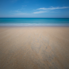 nothing (@_polod_) Tags: beach paradise alone nobody desert summer holiday travel ocean thai thailand heat sun sky sea tropical blur nothing square asia holidays zen relax island wallpaper pc windows mac
