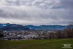 Götzis - Unteres Tobel (matt.barta) Tags: götzis tobel berge mountains alpen alps vorarlberg wolken schweiz appenzell clouds