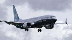 085A3817 Boeing 737-9 MAX N7379E arriving KPAE (midendian) Tags: kpae pae painefield everett boeingfactory boeing airport aircraft airplane 7379m b73m 7379max 1d001 n7379e b739 737 max 737max