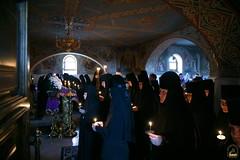 11. Чтение канона прп. Андрея Критского 13.03.2019