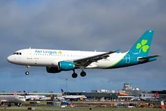 EI-CVA 190163 (David Fox Dublin) Tags: a320 airbusa320 airbusa320214 aerlingus dublin