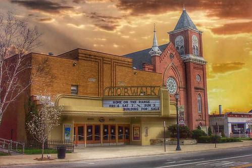 Norwalk Ohio - Huron County - West Main Street Historic District