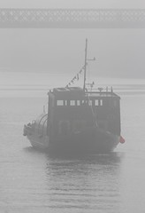 Porto rabelo foggy day (patrick555666751 THANKS FOR 6 000 000 VIEWS) Tags: porto rabelo foggy day barque barco douro river fleuve mist fog brouillard brume portugal europe europa atlantic atlantique atlantico patrick55566675 oporto cidade invicta portus