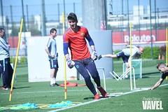 DSC_0458 (VAVEL España (www.vavel.com)) Tags: fcb barcelona barça filial masia cantera previa entreno fútbol football futebol soccer blaugrana