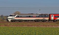 91119 Bounds Green Intercity Depot 1977-2017 (gareth46233) Tags: 91119 bounds green intercity depot 1977 2017 lner ecml 1s13 grove road retford