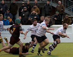 Preston Grasshoppers 22 - 27 Hudderrsfield January 05, 2019 36468.jpg (Mick Craig) Tags: 4g lancashire action hoppers prestongrasshoppers agp preston lightfootgreen union fulwood upthehoppers rugby huddersfield rugger sports uk