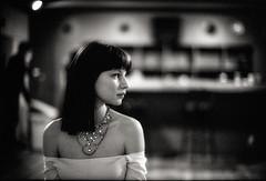 Катя (TommyOshima) Tags: катя ekaterina russian monochrome portrait fujifilm superpresto iso1600 tokyo japan leica m7 noctilux f10 50mm leicam7 og250