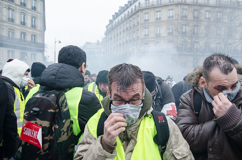Yellow Vests, From FlickrPhotos