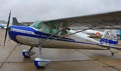 Cessna 140  n° 12839  ~ F-AZON (Aero.passion DBC-1) Tags: 2014 carrefour de lair le bourget lbg cessna 140 ~ fazon dbc1 david biscove aeropassion avion aircraft aviation plane