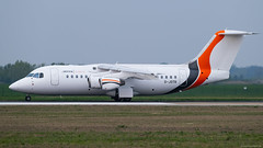G-JOTR / BAe RJ-85 (BAe-146.200) / Jota Aviation (PBe1958) Tags: transportation lietadlo aircraft airplane aero aeroplane airliner jetliner bae b462 bae146200 enz jotaaviation bts bratislavaivankamrštefánik