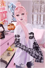 011619-1_1 (Magnus Vale) Tags: secondlife second life equal10 powder pack sanarae okinawa enfer sombre catwa uma pink fuel pf michan shiny stuffs neo randommatter random matter una holly mill kuni magnusvale magnus vale