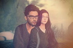 I still fall in love with you every day (Ix Heron) Tags: love couple couplegoals secondlife sl sunrise 3d 3dart encounters emotions exploring lelutka