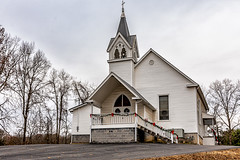 Luretta United Methodist Church (Back Road Photography (Kevin W. Jerrell)) Tags: churches historic sev sevierville tennessee nikond7200 sigmalens backroadphotography faith christianity