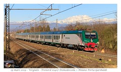 E 464 282 Trenord - Vergiate (CC72080) Tags: e464 treno trenord fs vergiate train zug personenzug locomotive lokomotive locomotiva