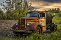 2019-06-04-Gary's Water Truck-0019-HDR-Edit-Edit (Majestic Captures) Tags: 2019 antique california classic eosr livermore truck
