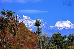 ~Himalaya - Abode of Snow~ (Lenzmaan) Tags: himalaya landscape nepal hills nikon lenz