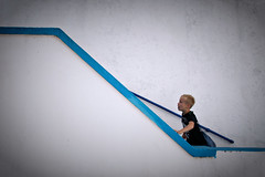 Further up (Siuloon) Tags: furtherup life linia lines stairs abstract geometric geometry