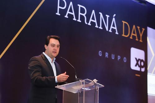 Abertura do Paraná Day