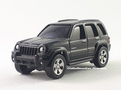 Maisto - Jeep Liberty 3.7L (Colinsdiecastcars) Tags: maisto jeep liberty 37l 164