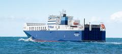 Searoad Mersey II (~ydoc~) Tags: searoad shipping devonport australia fsg bassstrait