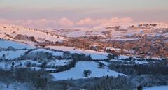 Dartmoor snow 2 Feb 2019 (matt.clark25) Tags: snow sun winter ice cold dartmoor devon landscape tor haytor light blue white storm snowfall moor moors england
