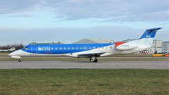 G-RJXD (AnDyMHoLdEn) Tags: bmi embraer egcc airport manchester manchesterairport 23l