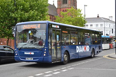 Rotala Diamond 30001 WX07UOB (Will Swain) Tags: west bromwich bus station 20th july 2018 birmingham midland midlands city centre buses transport travel uk britain vehicle vehicles county country england english rotala diamond 30001 wx07uob