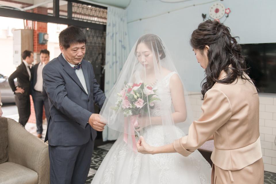 台南婚攝 東東永大館 T & W 038