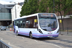(Will Swain) Tags: grantham 4th august 2018 bus buses transport travel uk britain vehicle vehicles county country england english doncaster