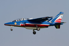 Alpha Jet E152 F-UHRT 4 PdF (spbullimore) Tags: 4 fuhrt e152 e jet alpha dassault de patrouille 20300 epaa france french air force armee lair 2018 cambridge airport