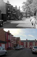 Santon Avenue, Tuebrook, 1967 and 2019 (Keithjones84) Tags: oldliverpool thenandnow liverpool rephotography