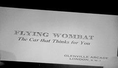 The Flying Wombat Automobile AKA Phantom Corsair 1617 (Brechtbug) Tags: the flying wombat automobile aka phantom corsair future car scene from 1938 film young heart nyc 2017 snazziest futuristic streamlined coffin shaped automobiles open road today new york city 09222018 sportscar auto vehicle sporty small tiny shrimpy wheeler british cars sports black batlike bladerunner blade runner spinner batmobile bat mobile type look sportscars
