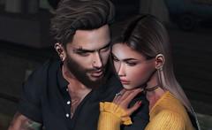 Blog 103 (crannbethadh) Tags: shoulder volkstone beard barba hombro secondlife sl romantic romantico partner pareja