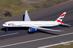 G-STBC BA B77W 34L YSSY-2183 (A u s s i e P o m m) Tags: britishairways ba speedbird boeing b77w b777300er syd yssy sydney newsouthwales australia au sydneyairport