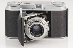 Voigtländer Vito II (Jörg Krüger) Tags: voigtländer vito vitoii camera vintage 35mm colorskopar folder
