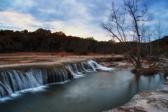 That winter feeling (Jim Nix / Nomadic Pursuits) Tags: jimnix nomadicpursuits bullcreek bullcreekgreenbelt nature hike trail waterfall creek stream winter sony sonya7ii 24240mm