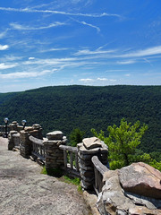 Cooper's Rock State Park (George Neat) Tags: coopers rock state park cheat river gorge morgantown monongalia preston county landscapes scenic scenery rocks clouds trees sky overlook westvirginia wv georgeneat patriotportraits neatroadtrips