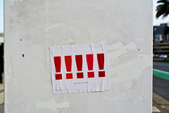 San Francisco (xtaros) Tags: sanfrancisco california streetart poster paste xtaros httpswwwunilaliacomcompendium unilialia public publicart art installation artist artists httpsissuucomunilaliadocsunilalianewsletter001final todestroyblackhood destroy