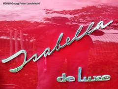 Borgward Isabella, 1959 (linie305) Tags: bochum ruhrgebiet ruhrpott ruhrarea liermann classic day liermannclassicday2018 auto automobil meeting show carshow oldtimer classiccar oldcar youngtimer german borgward isabella 1959