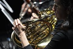 Trompa (Guillermo Relaño) Tags: beethoven septima 7 jordimora cameratamusicalis especial ¿porquéesespecial teatro nuevoapolo guillermorelaño sony alpha a7 concierto trompa