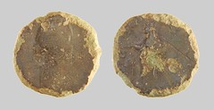 Lucilla Sestertius Rome 161-180 (2018) (Ks Ed) Tags: uk roman coin metal detecting detector norfolk england dug excavated ancient find 2018 relic historical sestertius lucilla rome